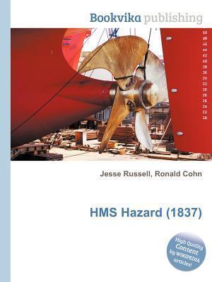 HMS Hazard (1837) Jesse Russell