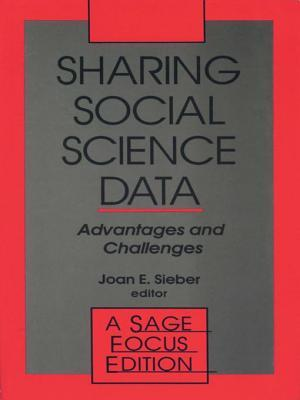 Sharing Social Science Data: Advantages and Challenges  by  Joan E Sieber