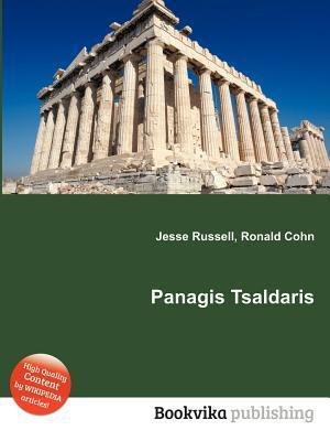 Panagis Tsaldaris  by  Jesse Russell