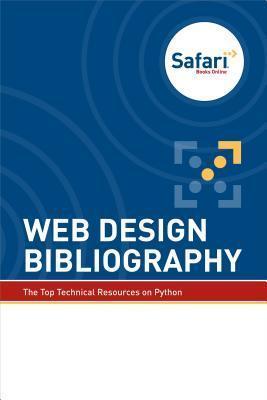 Web Design Bibliography Safari Books Online Content Team