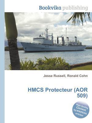Hmcs Protecteur (Aor 509) Jesse Russell