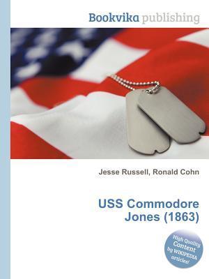 USS Commodore Jones (1863) Jesse Russell