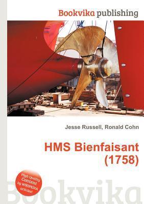 HMS Bienfaisant (1758)  by  Jesse Russell