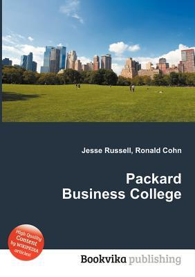 Packard Business College  by  Jesse Russell