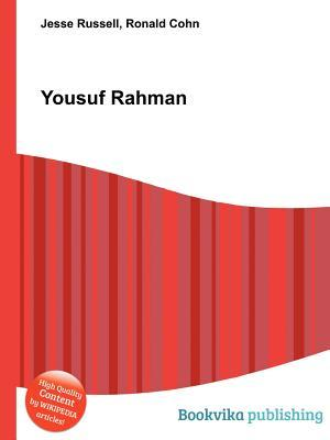 Yousuf Rahman  by  Jesse Russell
