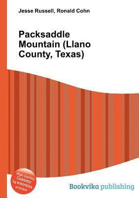 Packsaddle Mountain (Llano County, Texas) Jesse Russell