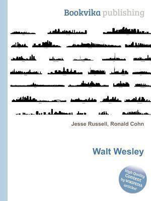 Walt Wesley  by  Jesse Russell