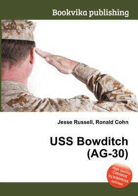 USS Bowditch (AG-30)  by  Jesse Russell