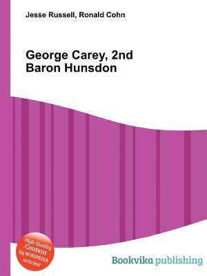George Carey, 2nd Baron Hunsdon  by  Jesse Russell