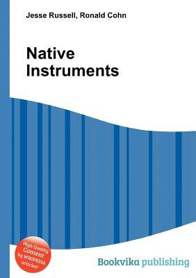 Native Instruments Jesse Russell