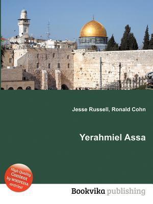 Yerahmiel Assa  by  Jesse Russell