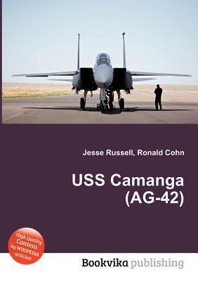 USS Camanga (AG-42)  by  Jesse Russell