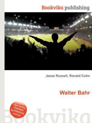 Walter Bahr Jesse Russell