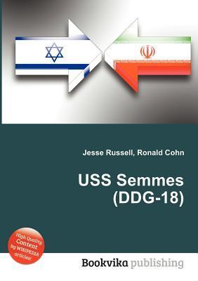 USS Semmes (Ddg-18)  by  Jesse Russell