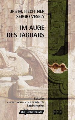 Im Auge Des Jaguars  by  Urs M Fiechtner