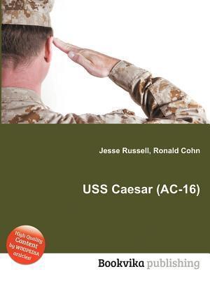 USS Caesar (AC-16) Jesse Russell