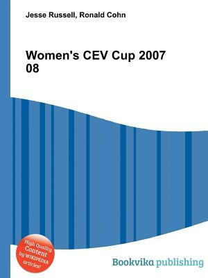 Womens CEV Cup 2007 08  by  Jesse Russell