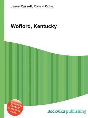 Wofford, Kentucky Jesse Russell