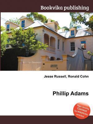 Phillip Adams  by  Jesse Russell