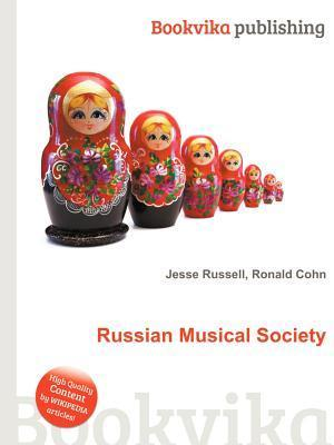 Russian Musical Society Jesse Russell