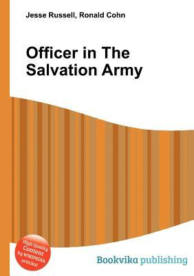 Officer in the Salvation Army Jesse Russell