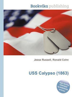USS Calypso (1863) Jesse Russell