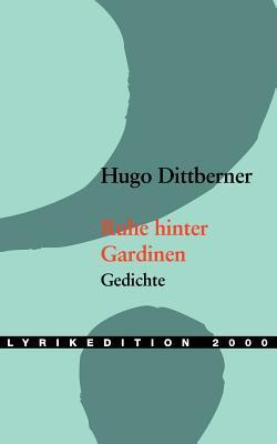 Ruhe Hinter Gardinen Hugo Dittberner