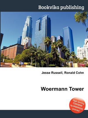 Woermann Tower  by  Jesse Russell
