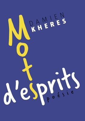 Mots desprits  by  Damien Kheres