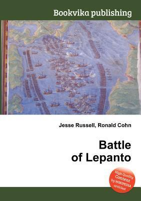 Battle of Lepanto  by  Jesse Russell