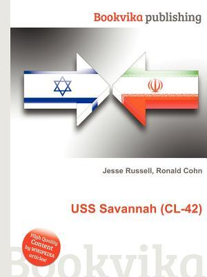 USS Savannah (CL-42) Jesse Russell