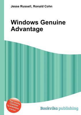 Windows Genuine Advantage  by  Jesse Russell