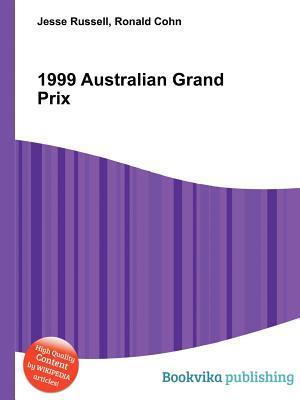 1999 Australian Grand Prix Jesse Russell