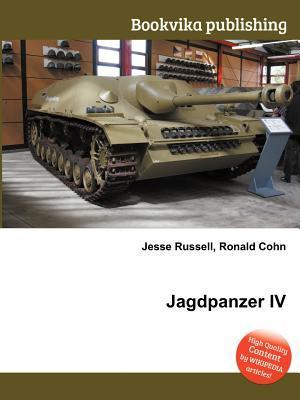 Jagdpanzer IV  by  Jesse Russell