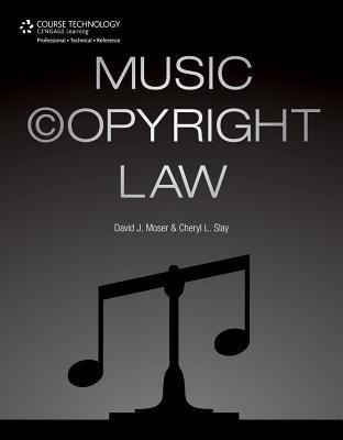 Music Copyright Law  by  Cheryl Slay