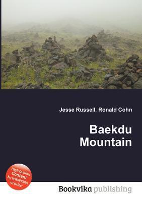 Baekdu Mountain Jesse Russell