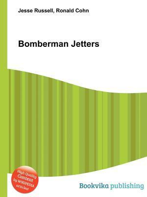 Bomberman Jetters Jesse Russell