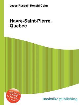 Havre-Saint-Pierre, Quebec Jesse Russell