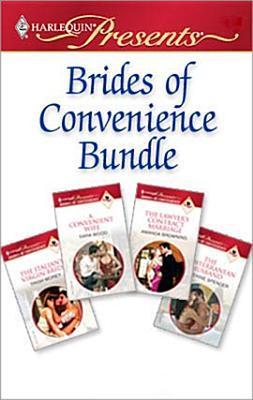 Brides of Convenience Bundle  by  Amanda Browning