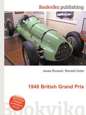 1948 British Grand Prix Jesse Russell