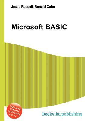Microsoft Basic  by  Jesse Russell