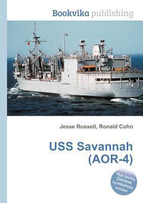 USS Savannah (Aor-4)  by  Jesse Russell