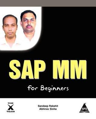 SAP MM for Beginners Sandip Rakshit
