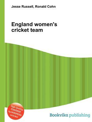 England Womens Cricket Team Jesse Russell