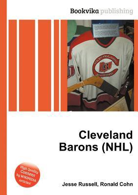 Cleveland Barons Jesse Russell