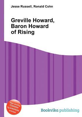 Greville Howard, Baron Howard of Rising Jesse Russell