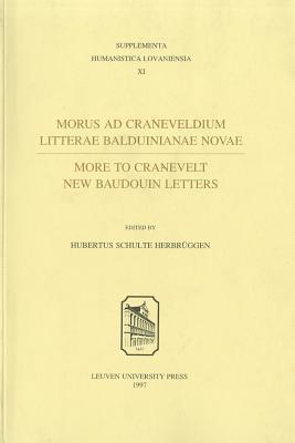 Morus Ad Craneveldium Literae Balduinianae Novae H.Schultz Herbruggen