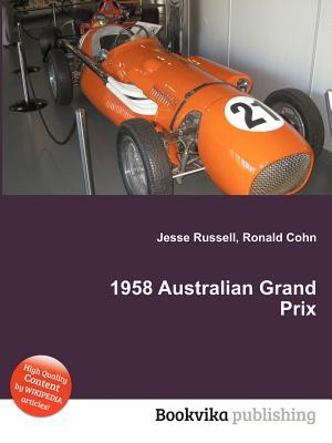 1958 Australian Grand Prix  by  Jesse Russell