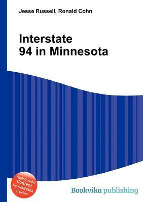 Interstate 94 in Minnesota  by  Jesse Russell