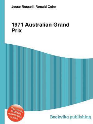 1971 Australian Grand Prix Jesse Russell